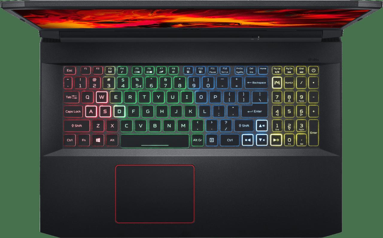 Black Acer Nitro 5 - Gaming Laptop - Intel® Core™ i7-10750H - 16GB - 512GB SSD - NVIDIA® GeForce® RTX 3060 (6GB).4