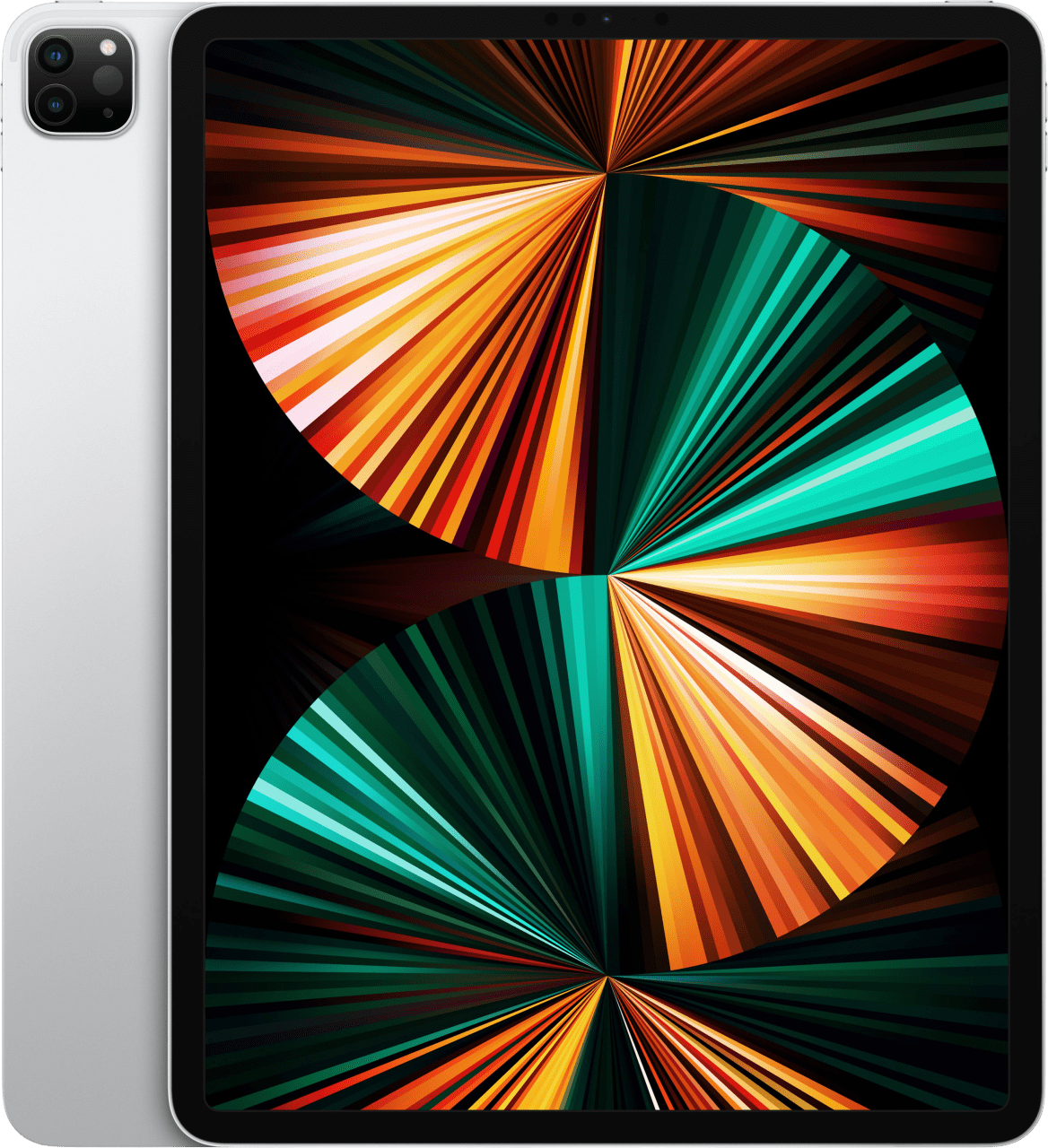 """Silber Apple 12.9"""" iPad Pro (2021) - Wi-Fi - iOS 14 - 128GB.1"""
