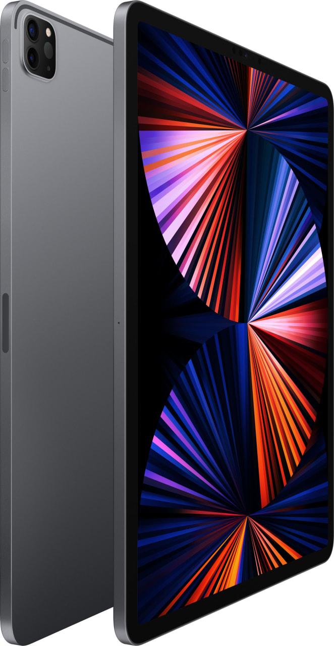 Grau Apple 12,9 Zoll iPad Pro WiFi 512GB (2021).2