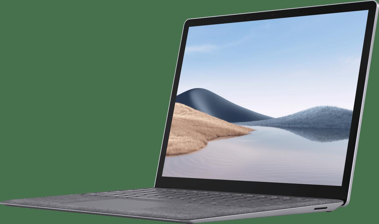 Platinum (Alcantara) Microsoft Surface Laptop 4 Laptop - AMD Ryzen™ 5 4680U - 8GB - 256GB SSD - AMD Radeon™ Graphics.2