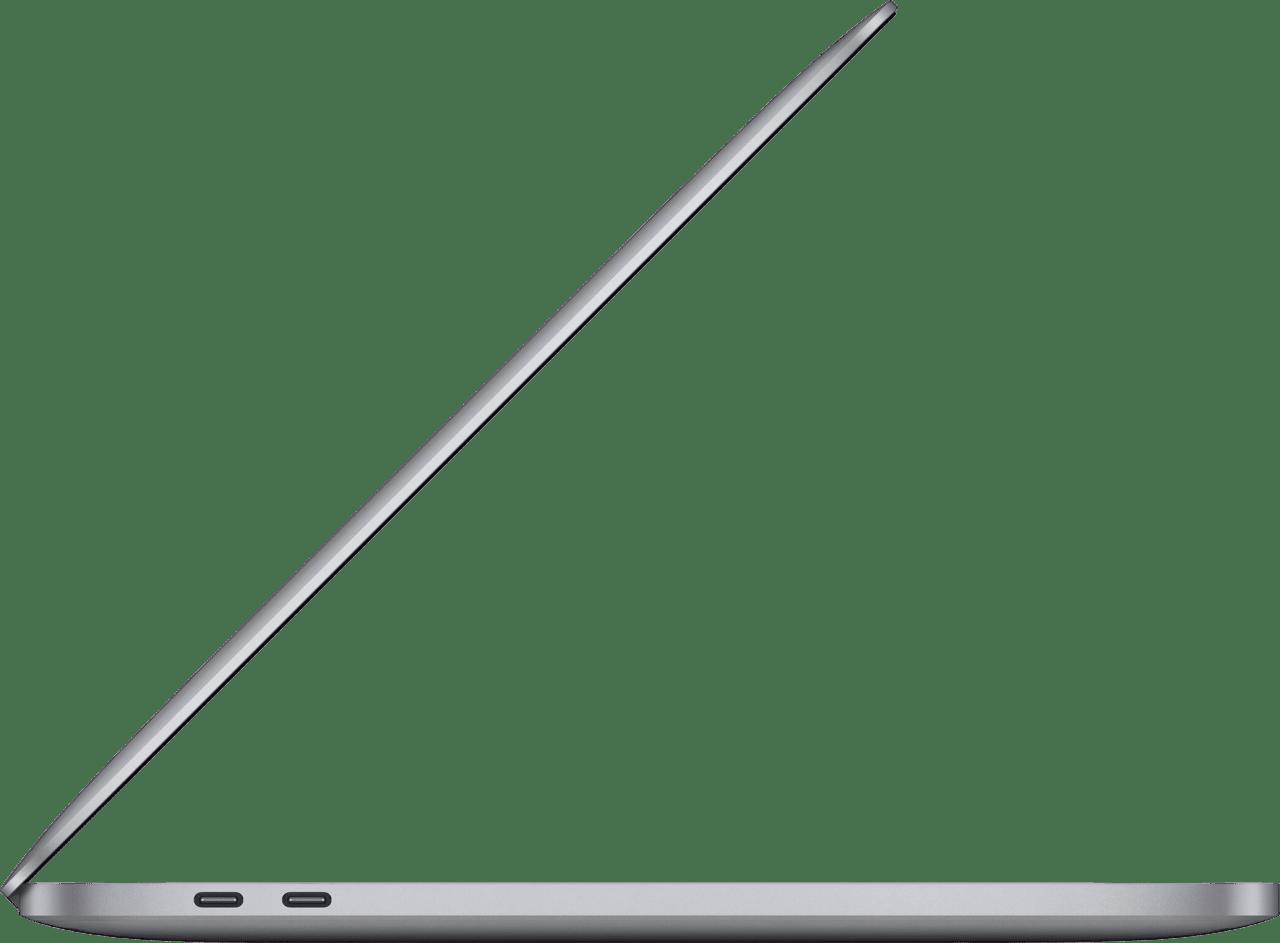 "Space Grey Apple 13"" MacBook Pro (Late 2020) - English (QWERTY) Laptop - Apple M1 - 16GB - 512GB SSD - Apple Integrated 8-core GPU.3"