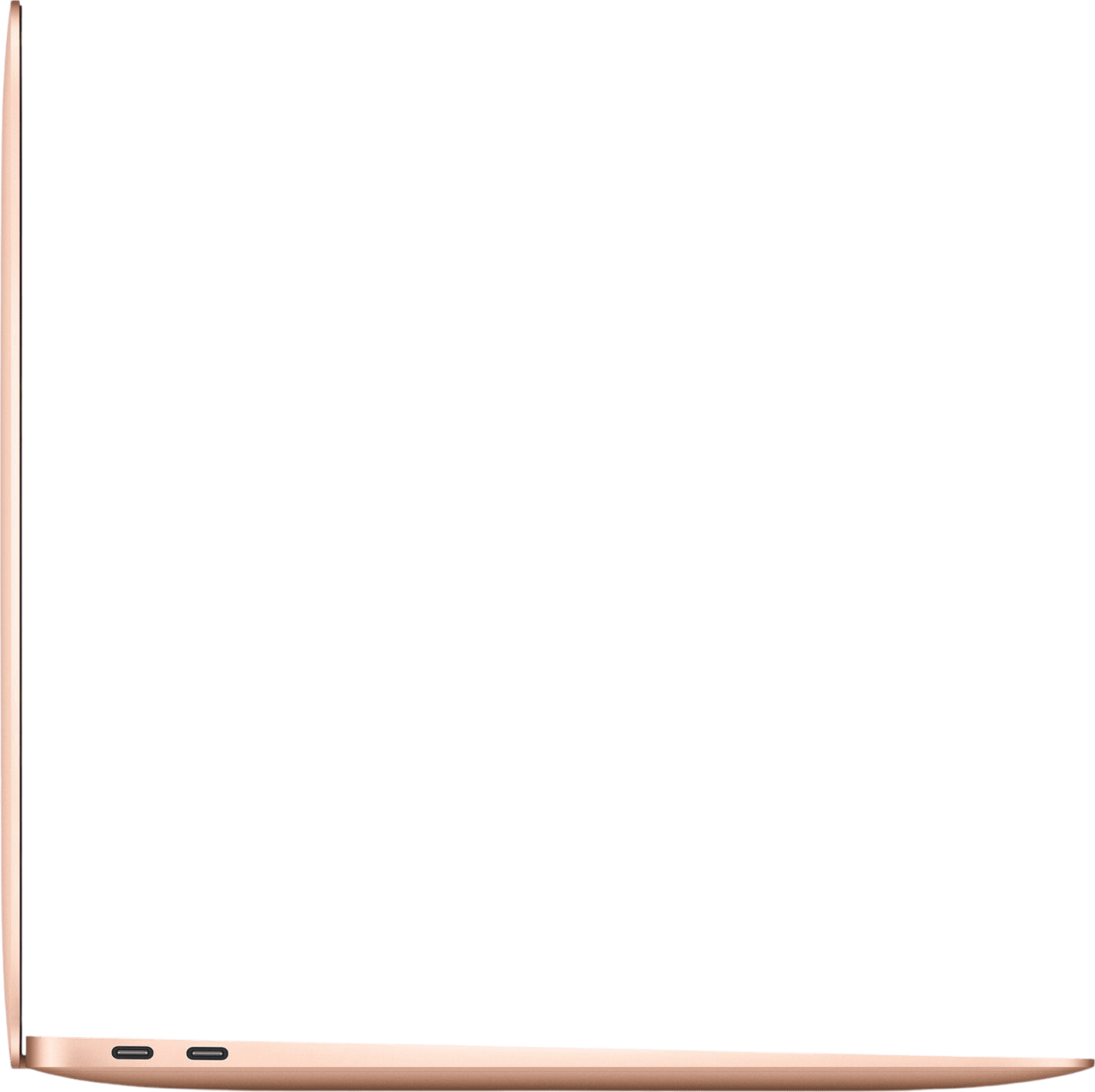 Gold Apple MacBook Air (Late 2020) - English (QWERTY) Laptop - Apple M1 - 16GB - 512GB SSD - Apple Integrated 8-core GPU.3
