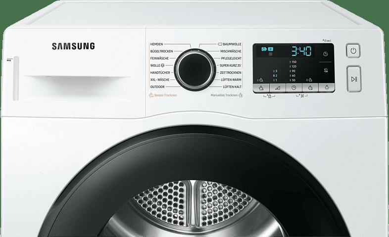 Weiß Samsung Wärmepumpentrockner DV-91TA040AE/EG.2