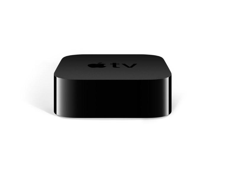 Schwarz Apple 4K TV 32GB.3