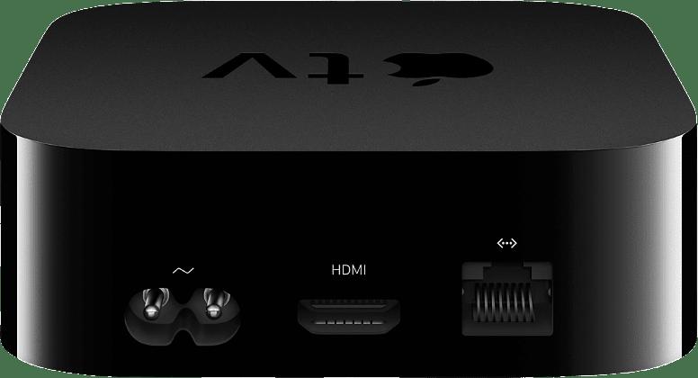 Schwarz Apple 4K TV 32GB.4