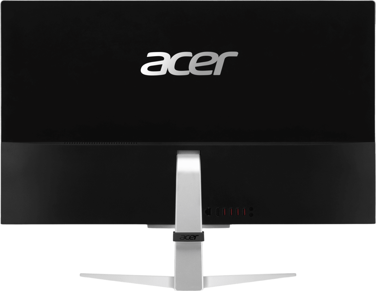 Silver Acer Aspire C27-1655 All-in-One - Intel® Core™ i7-1165G7 - 16GB - 1TB SSD - NVIDIA® GeForce® MX330.3