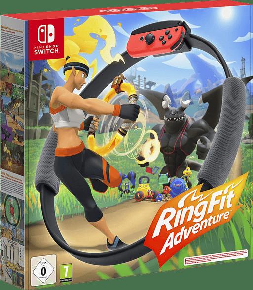 Zwart Nintendo Ring Fit Adventure Ring Fit Adventure.1