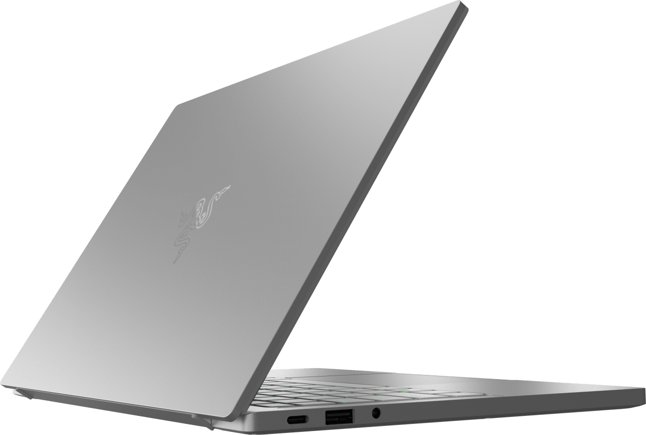 Mercury White Razer Book 13 - English (QWERTY) Notebook - Intel® Core™ i7-1165G7 - 16GB - 512GB SSD - Intel® Iris® Xe Graphics.5
