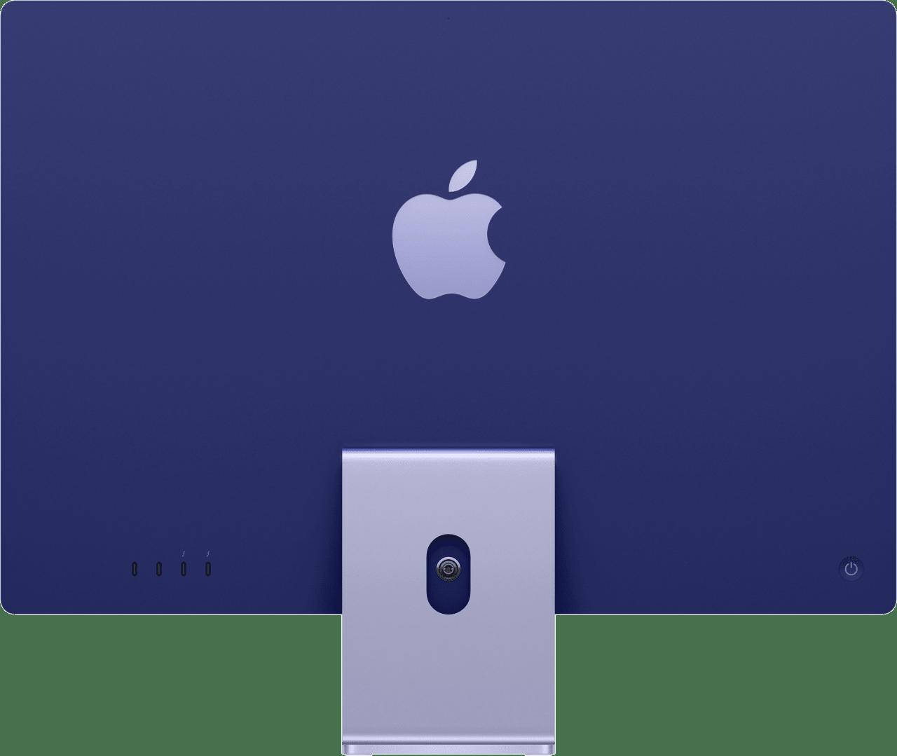 "Purple Apple 24"" iMac (Mid 2021) All-in-One - Apple M1 - 8GB - 512GB SSD - Apple Integrated 8-core GPU.2"