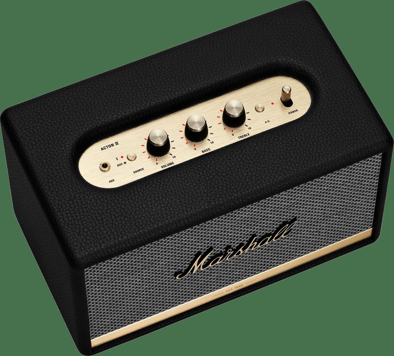 Black Hi-Fi Audio Marshall Acton II BT Bluetooth Speaker.3