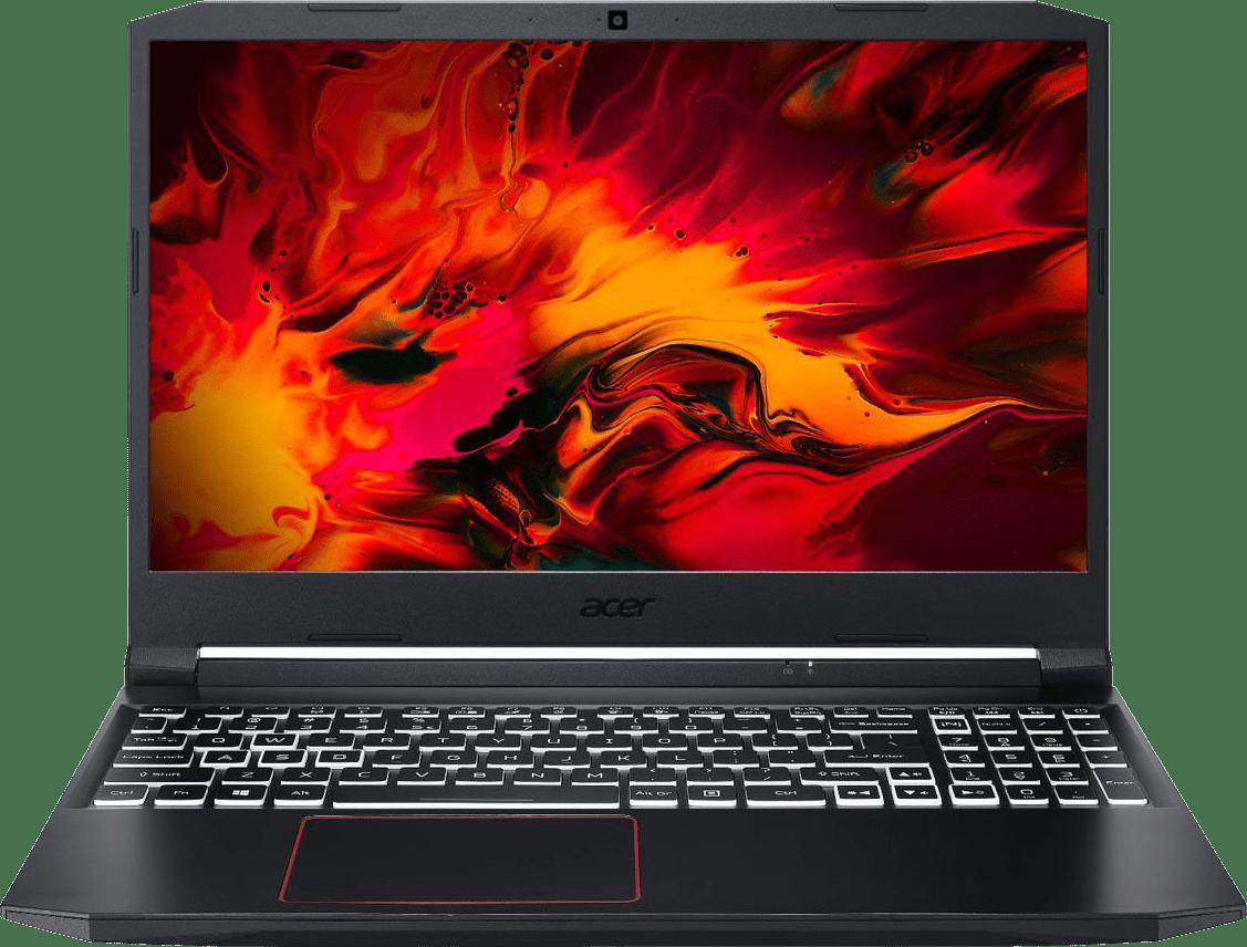 Black / Red  Acer Nitro 5 AN515-55-521K - Gaming Laptop - Intel® Core™ i5-10300H - 16GB - 512GB SSD - NVIDIA® GeForce® RTX 3060.1