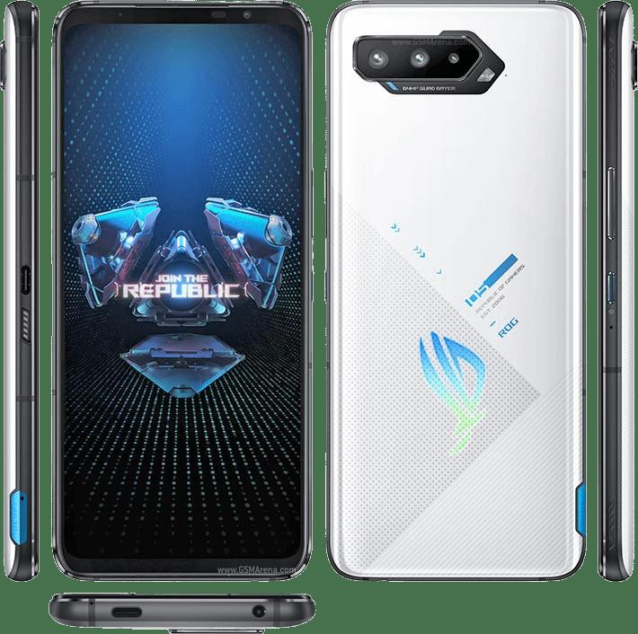 Storm white Asus Smartphone ROG 5 - 256GB - Dual Sim.2