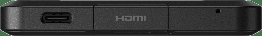 Zwart Sony Smartphone Xperia Pro - 512GB - Dual Sim.4