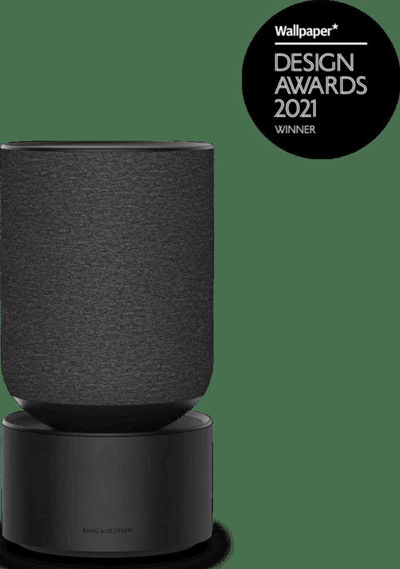 Roble Negro Altavoz doméstico con WiFi multisala Beosound Balance de Bang & Olufsen (Asistente de Google).1