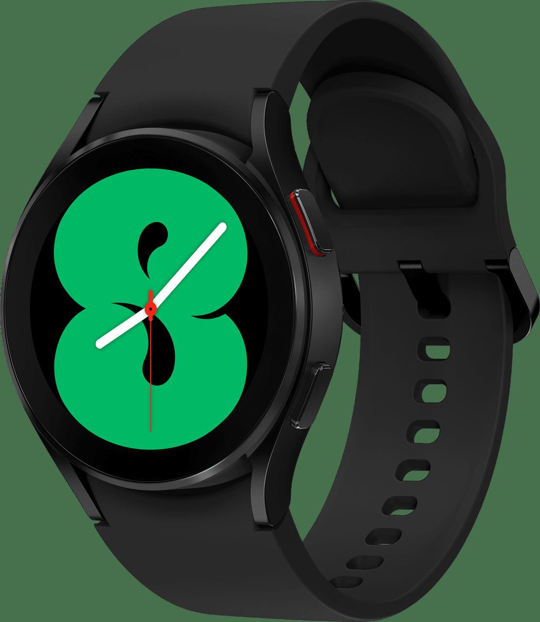 Negro Samsung Galaxy Watch4 LTE, 40mm.1