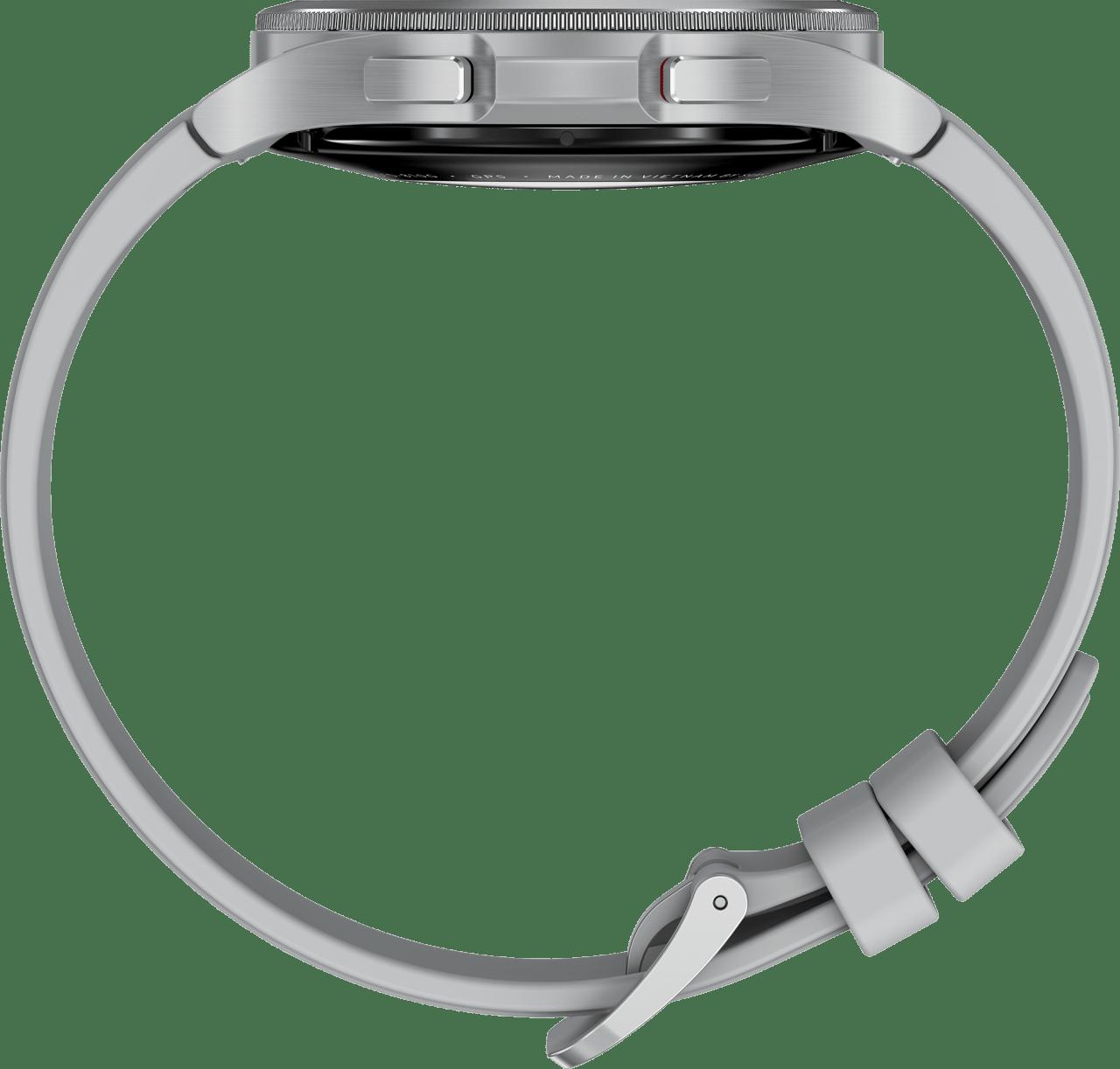 Zilver Samsung Galaxy Watch4 Classic, 46mm.3