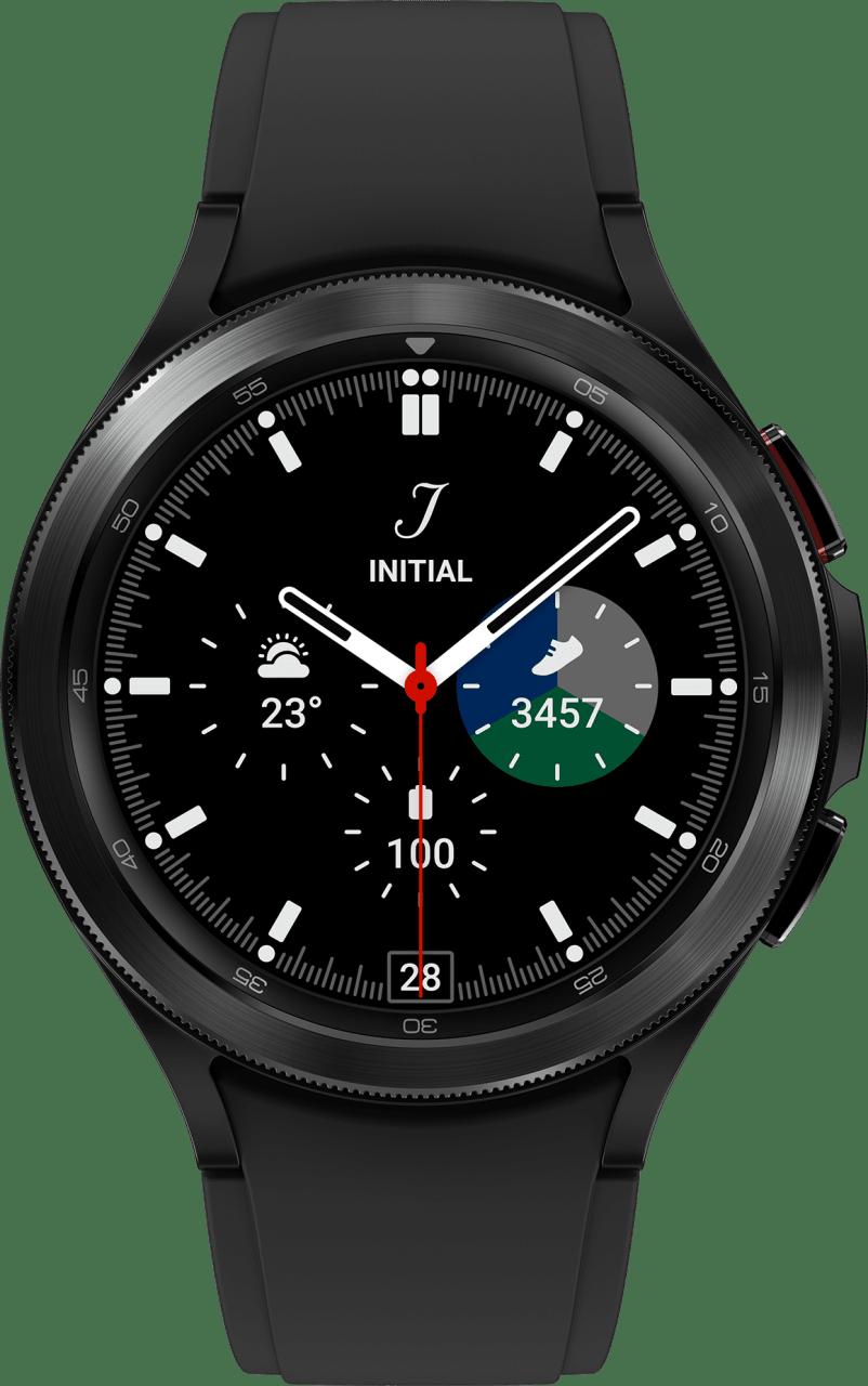 Black Samsung Galaxy Watch4 Classic, 46mm.2