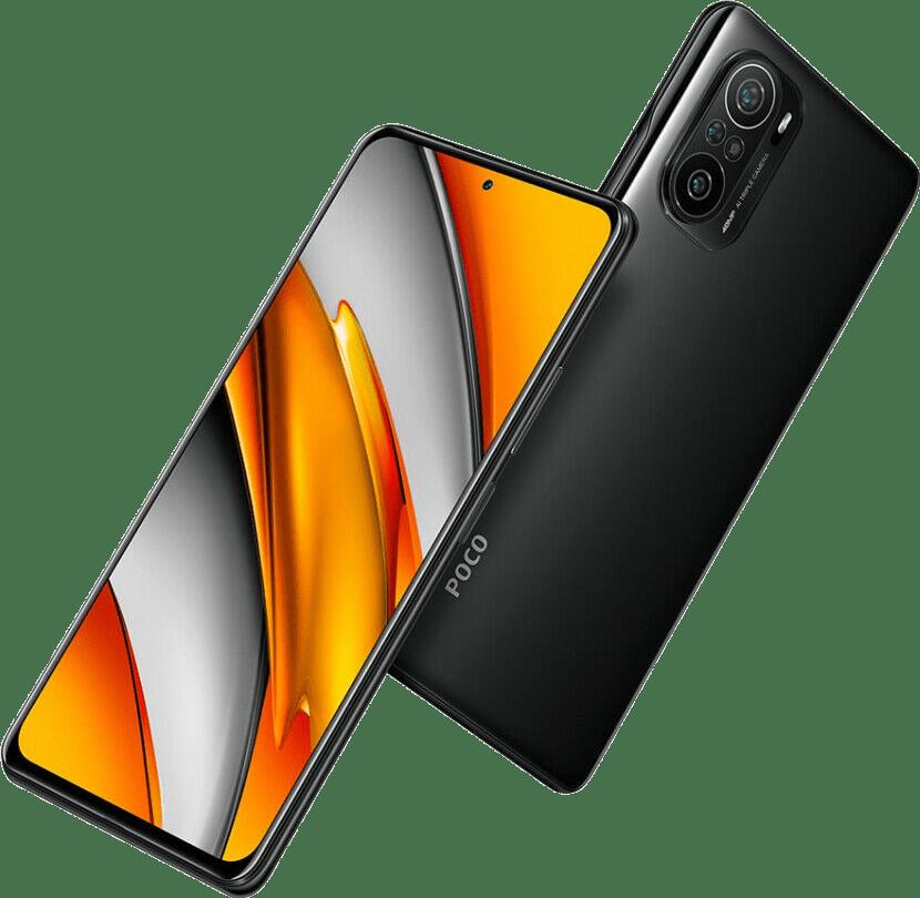 Night Black Xiaomi Smartphone Poco F3 - 128GB - Dual SIM.5