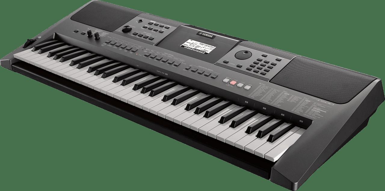 Schwarz Yamaha PSR-i500 Tragbares Keyboard mit 61 Tasten.3