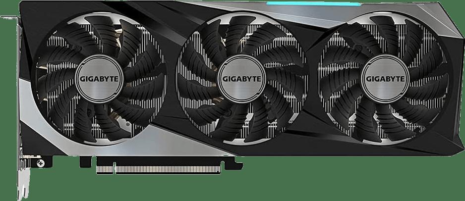 Schwarz Gigabyte GeForce RTX 3070 Gaming OC 8G LHR Grafikkarte.1