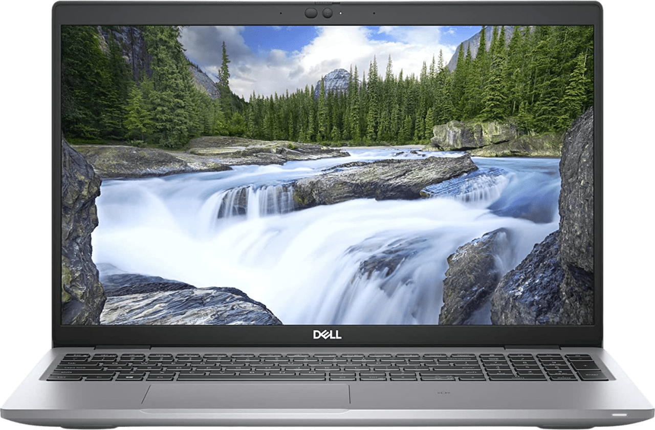 Gray Dell Latitude 5520 Laptop - Intel® Core™ i7-1185G7 - 16GB - 512GB SSD - Intel® Iris® Xe Graphics.1