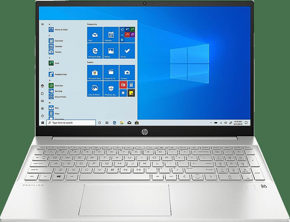Natural Silver HP Pavilion 15-eg0256ng Laptop - Intel® Core™ i5-1135G7 - 16GB - 512GB SSD - Intel® Iris® Xe Graphics.1