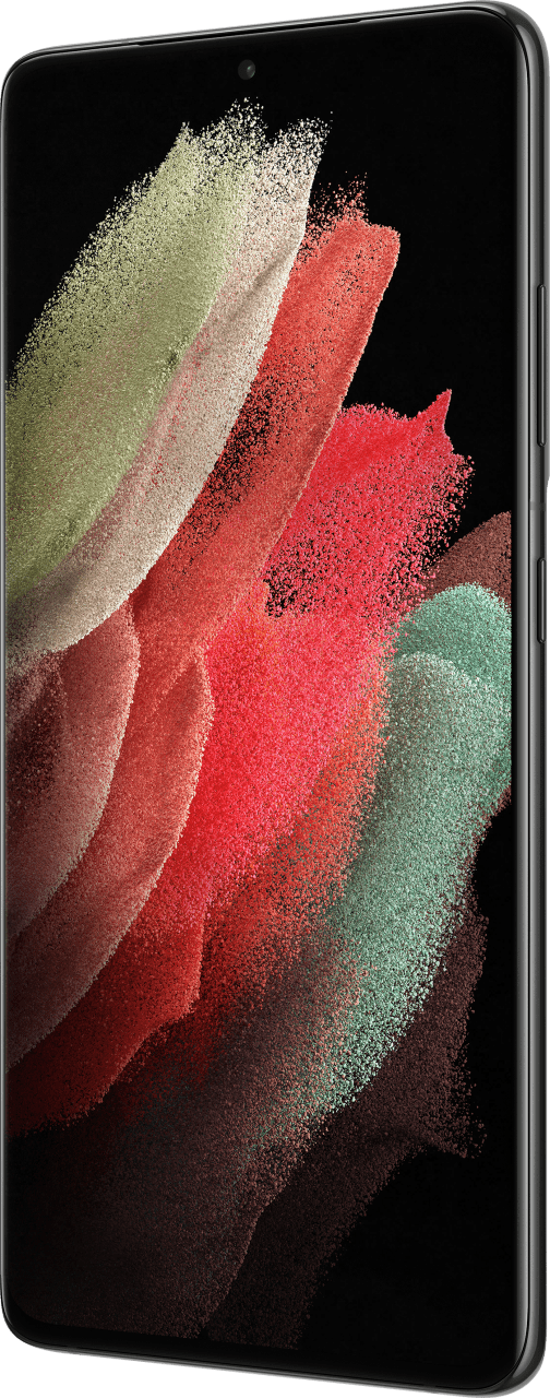Phantom Black Samsung Smartphone Galaxy S21 Ultra - 128GB - Dual Sim.1