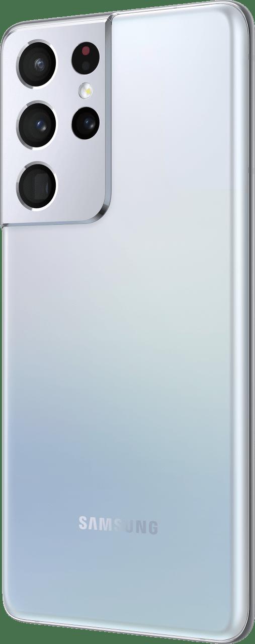 Phantom Silver Samsung Smartphone Galaxy S21 Ultra - 128GB - Dual Sim.3