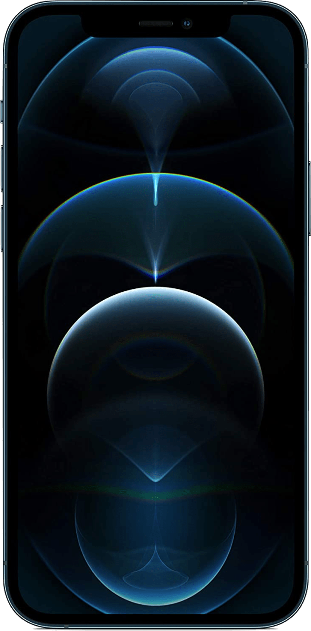 Pacific Blue Apple iPhone 12 Pro - 256GB - Dual Sim.3