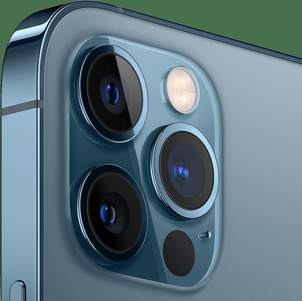 Pacific Blue Apple iPhone 12 Pro - 256GB - Dual Sim.4