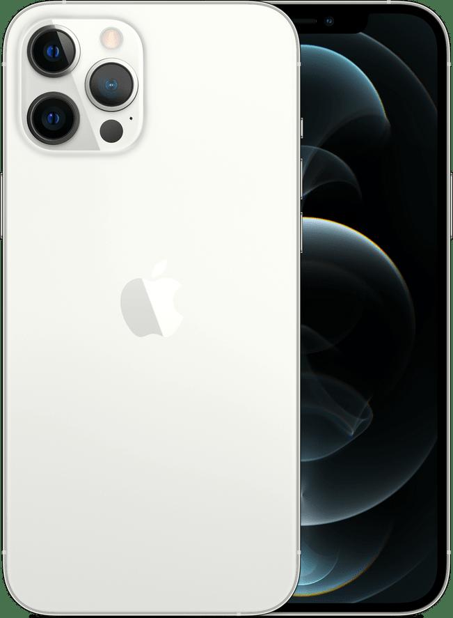 Silver Apple iPhone 12 Pro Max - 128GB - Dual Sim.1
