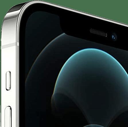 Silver Apple iPhone 12 Pro Max - 128GB - Dual Sim.3
