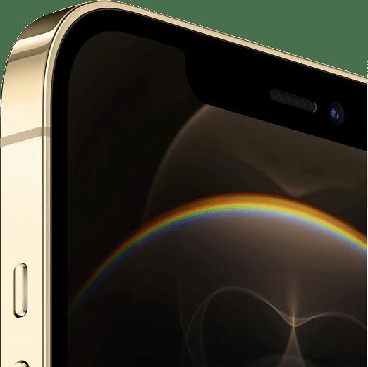 Gold Apple iPhone 12 Pro Max - 256GB - Dual Sim.3
