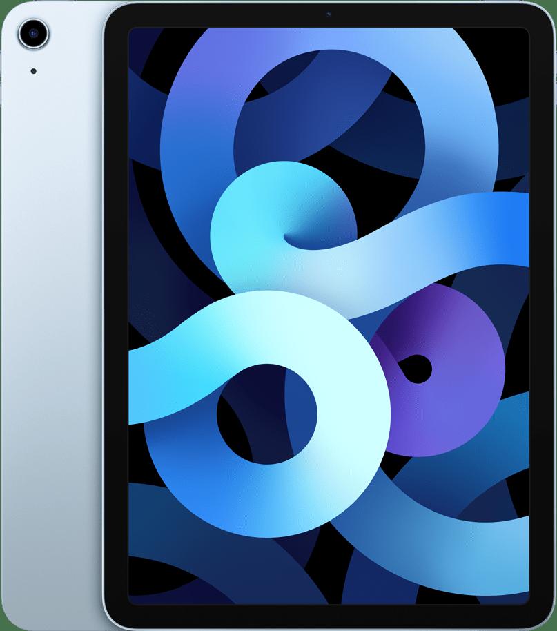 Sky Blue Apple iPad Air (2020) - LTE - iOS14 - 64GB.1