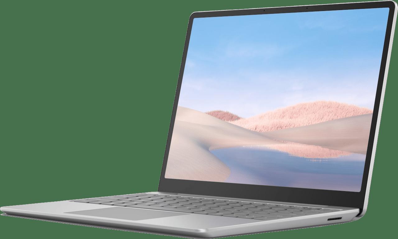 Platinum Microsoft Surface Laptop Go - Intel® Core™ i5-1035G1 - 8GB - 128GB SSD - Intel® Iris™ Plus Graphics.2