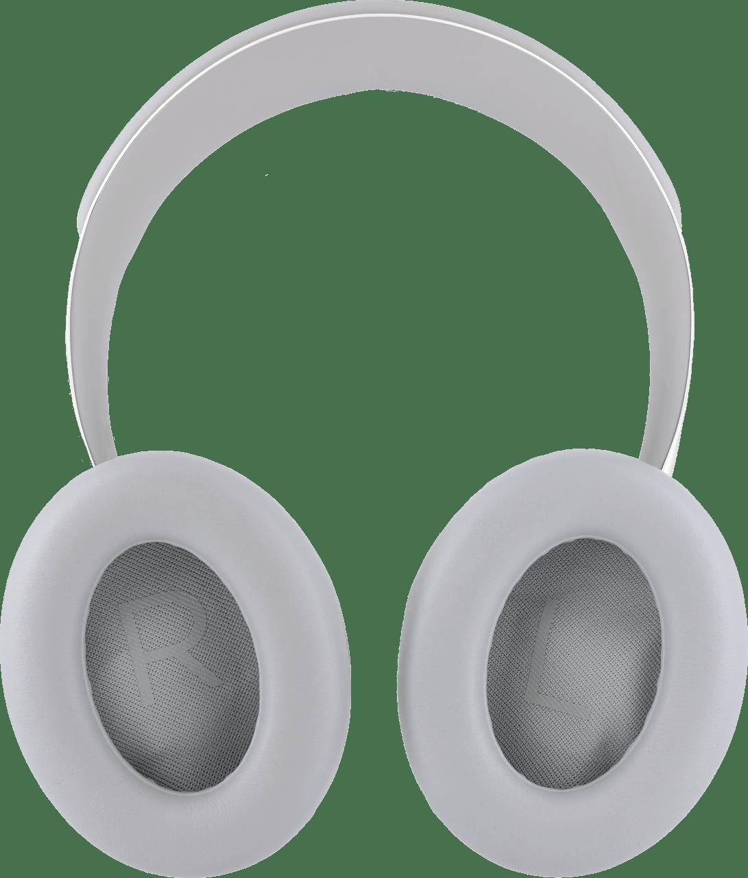 Silver Bose 700 Over-ear Bluetooth Headphones.4