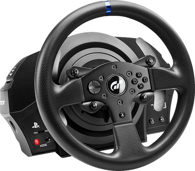 Black Thrustmaster T300 Rs GT Edition.2