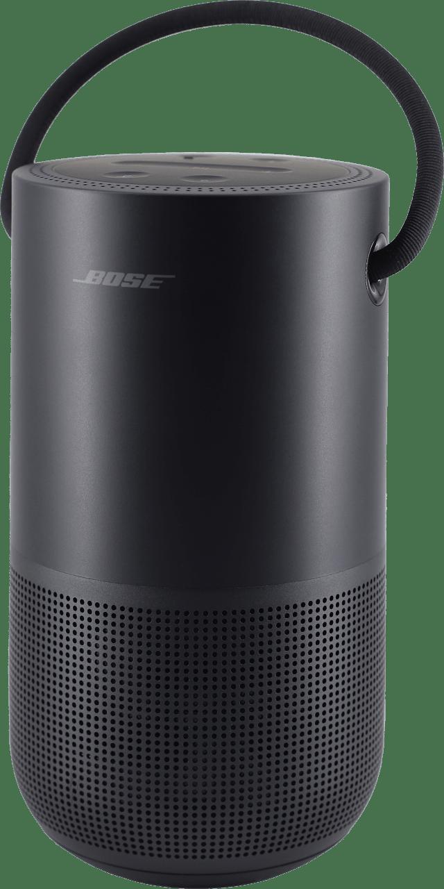 Matt Black Bose Portable Smart Speaker.4