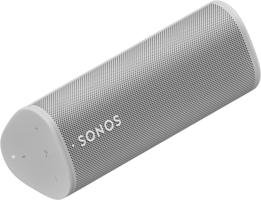 Lunar White Sonos Roam Portable Bluetooth Speaker.2