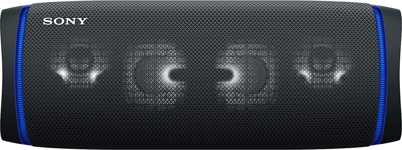 Black Sony SRS-XB43 EXTRA BASS Portable Bluetooth Speaker.1