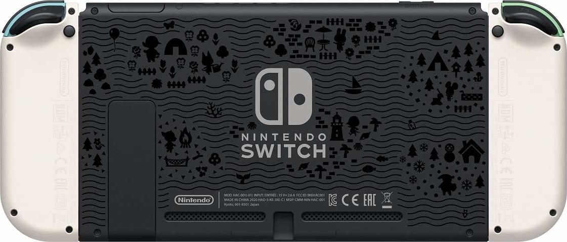 Multicolored Nintendo Switch - 32GB (2019 Edition).4