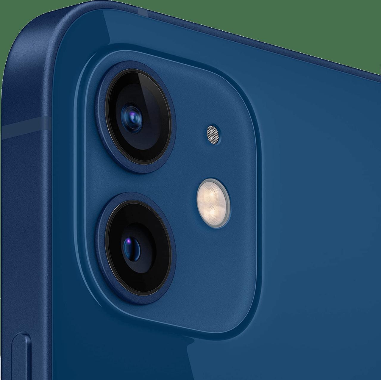 Blue Apple iPhone 12 mini - 128GB - Dual SIM.4