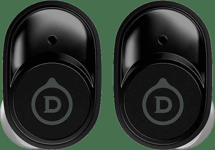 Mat Zwart Devialet Gemini Draadloze Ruisonderdrukkende In-ear Bluetooth Hoofdtelefoon.1