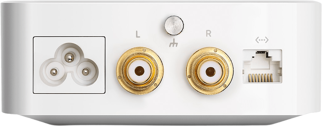 Iconic White Devialet Arch High-End Quality Phono Stage.4