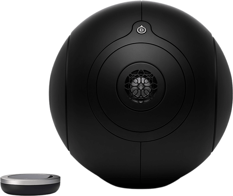 Dark Chrome Devialet Phantom I 108 DB High-End Wireless Speaker (Piece).5