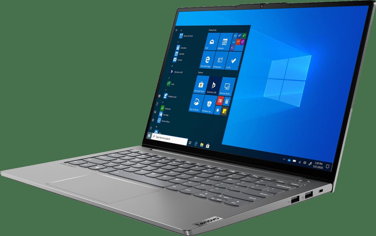 Schwarz Lenovo ThinkBook 13s G3 ACN Notebook - AMD Ryzen™ 7 5800U - 16GB - 512GB SSD - AMD Radeon Graphics.1