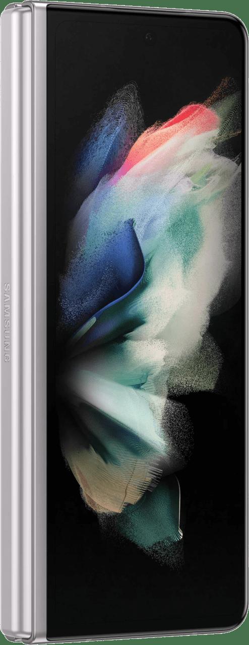 Silver Samsung Smartphone Galaxy Fold 3 - 256GB - Single Sim.2