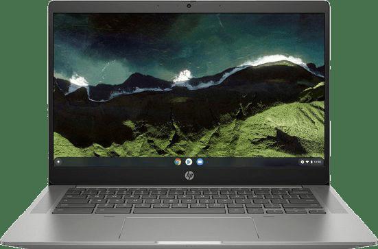 Silber HP Chromebook 14b-nb0060ng Notebook - - 8GB - 256GB SSD - Intel® Iris® Xe Graphics.1