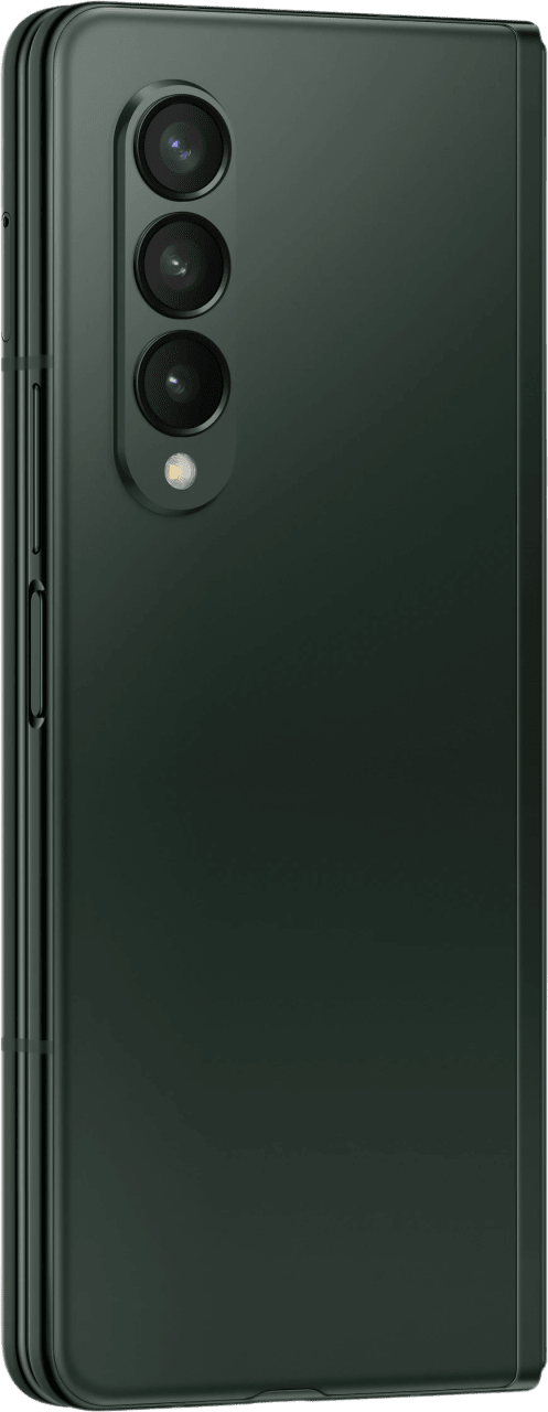Black Samsung Smartphone Galaxy Fold 3 - 512GB - Single Sim.4