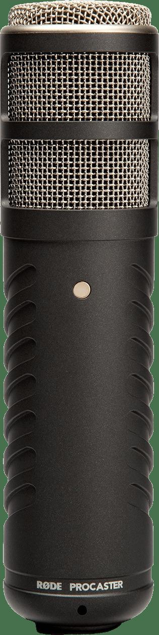 Black Rode Procaster Dynamisches Großmembran-Mikrofon.1